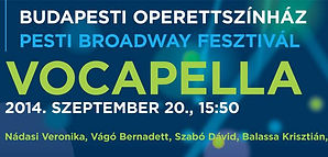 Pest Broadway event