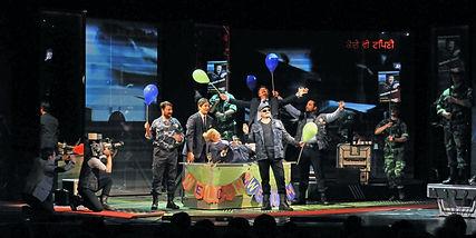 The Ransom opera Opera Festiva Miskolc