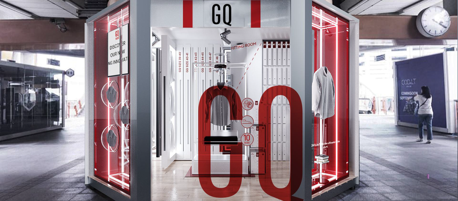 GQ Apparel Opens New, Innovative Concept Store at BTS Ari Station