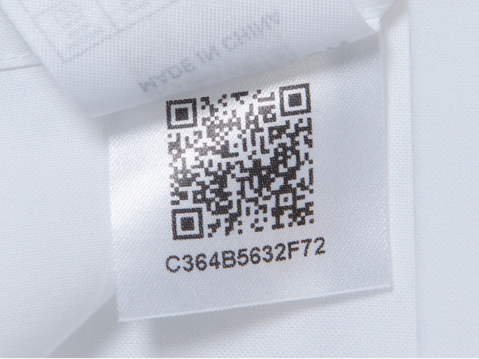 QR Coded Clothing