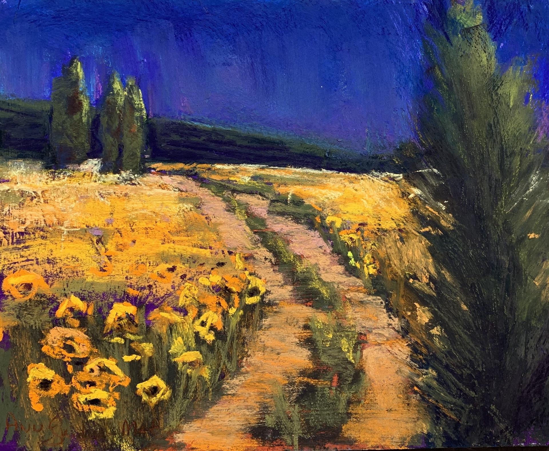Cypress 7 Sunflowers