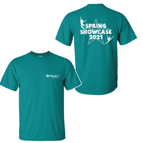 Jade Spring Showcase 2021 T-shirt
