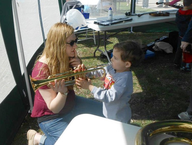 2014 WCS Instrument Petting Zoo