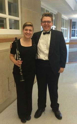 Players in the Wartburg Community Symphony