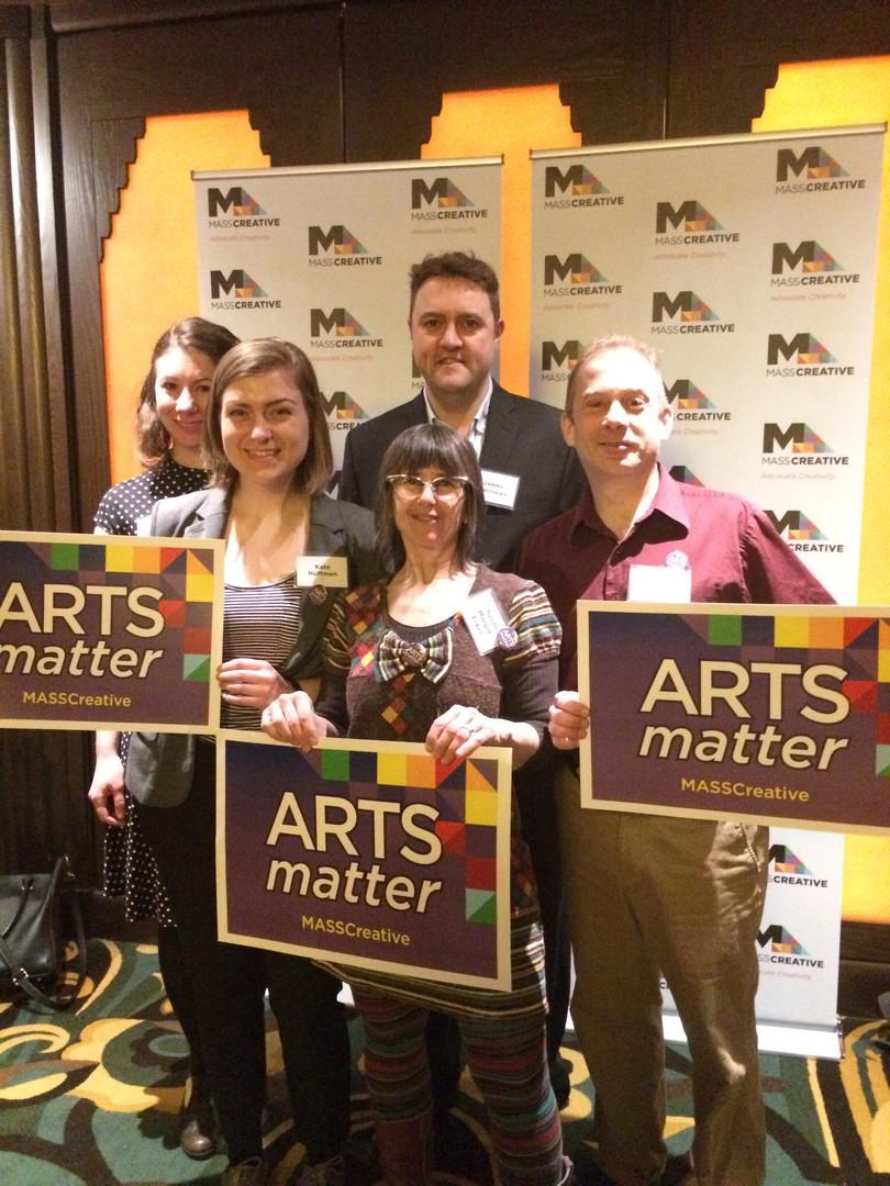 2017 Arts Matters Advocacy Day
