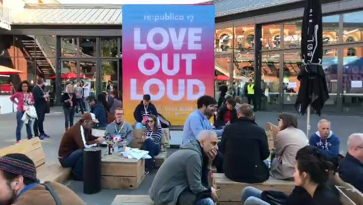 pre:publica is on!  #LOVEoutLOUD #rp17