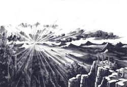 First Sunrise (A5)