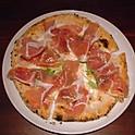 イタリアパルマ産生ハムとモッツアレラチーズ