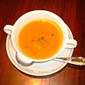 有機にんじんのスープ