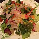 色彩り野菜のシャキッとサラダ