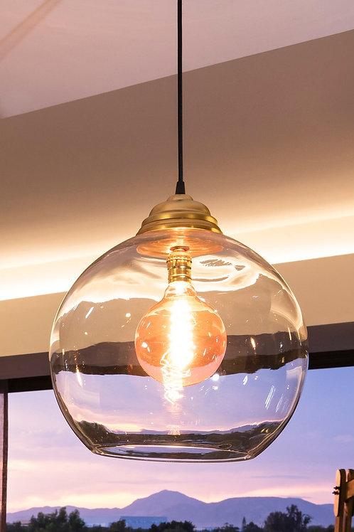Lámpara esfera colgante