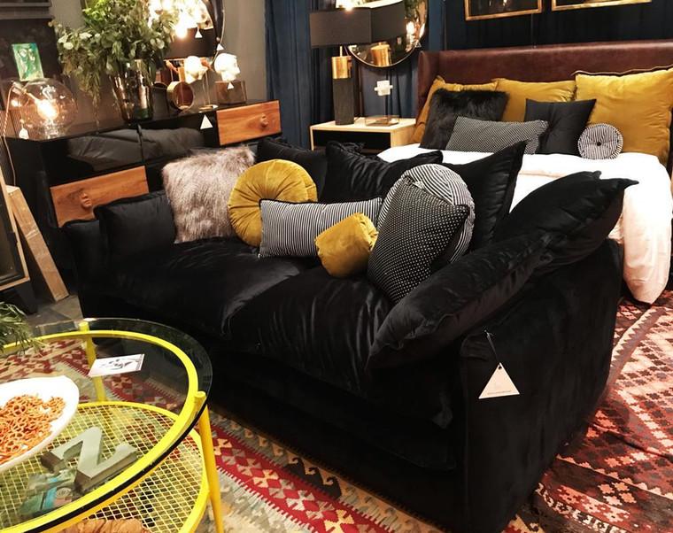Sofa pluma de ganso
