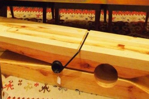 Pinza madera de pino