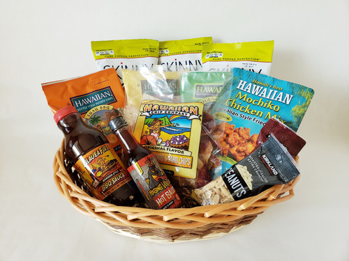 Salty and Spicy Gift Basket II