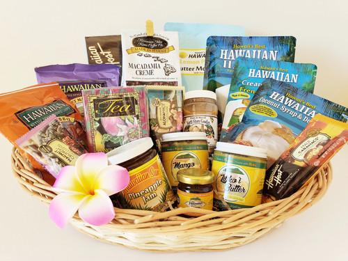 Hawaiian Breakfast Gift Basket - Large