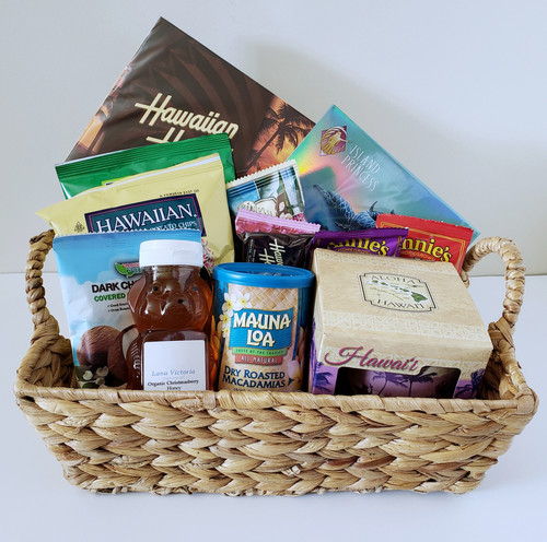 Aloha Love Gift Basket