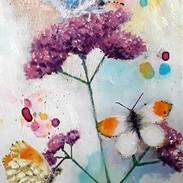 """""""Les papillons 2"""" (Aurore et Azuré)"""