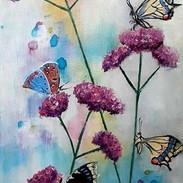 Les papillons 3 (Macaons et Morio)