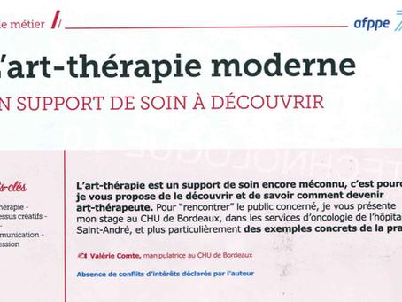 Un article qui défini très bien l'art-thérapie