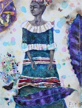 """""""Frida, Femme Forte et Fragile"""""""