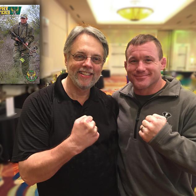 Matt Hughes and Dean Schanbaum