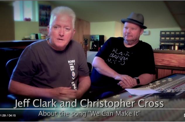 Jeff Clark and Christopher Cross