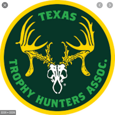 Texas Trophy Hunters Assoc. Patch