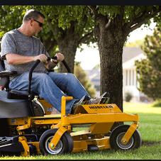 Z Drive - Hustler Turf Equipment