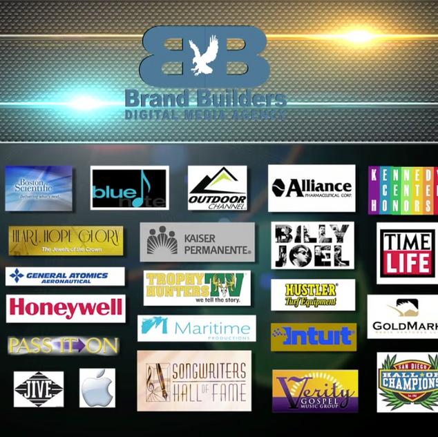 Brand Builders Show Reel