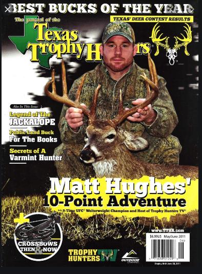 Texas Trophy Hunters Magazine