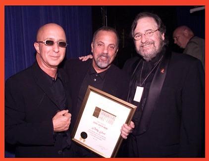 Billy Joel - Wins the  'Johnny Mercer Award'