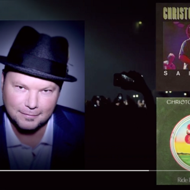 """Christopher Cross sings """"We Can Make It"""""""