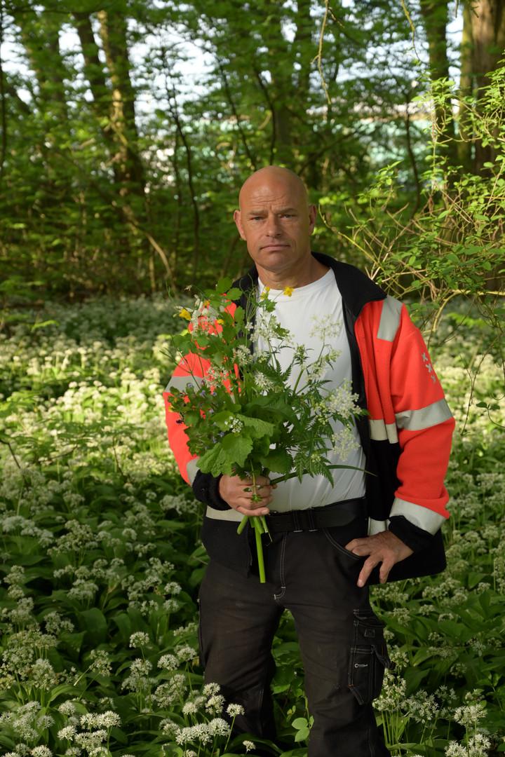 Bloemen voor de Burgemeester