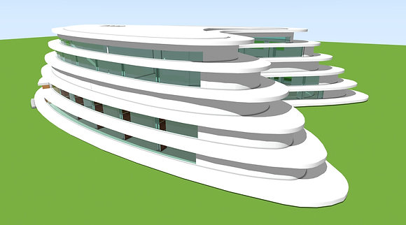 House AP8231 Plans & Model