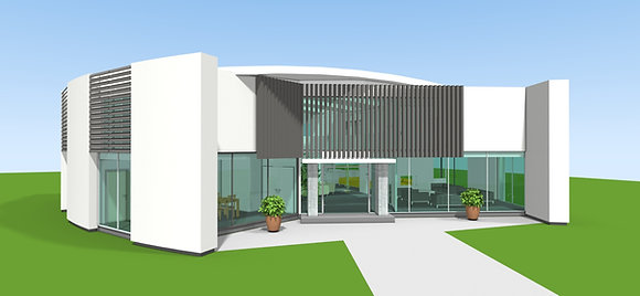 House SC5015 Plans & Model