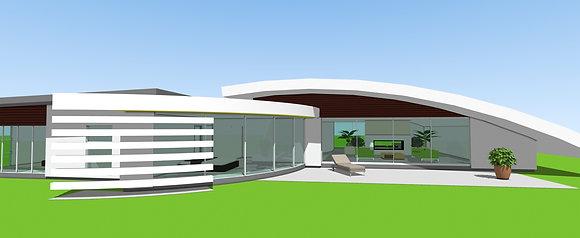 House OU6221 Plans & Model