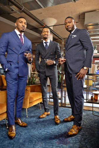 Stylish Gentlemen
