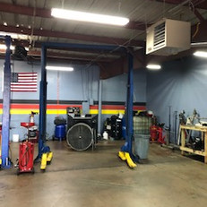 Fast Eddie's Garage