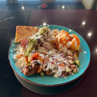 Ribeye Kebab Plate