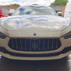 Maserati Maintenance