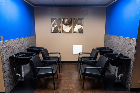 Bufford Salon Suites Wash Stations