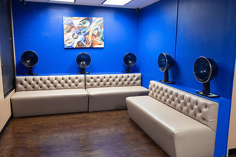 Bufford Salon Suites Dryers