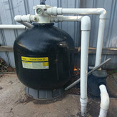 Filter cleaning & replacement