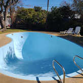 Pool draining & cleaning