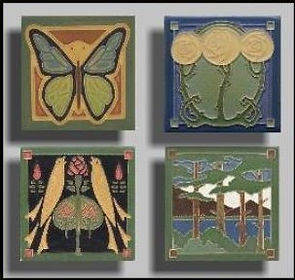 Art and Craftsman Tiles