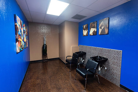 Bufford Salon Suites Wash Station