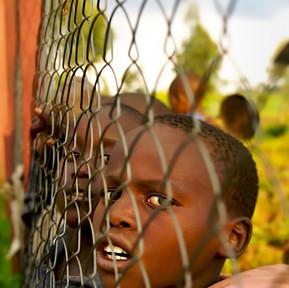 Orphans in Rwanda