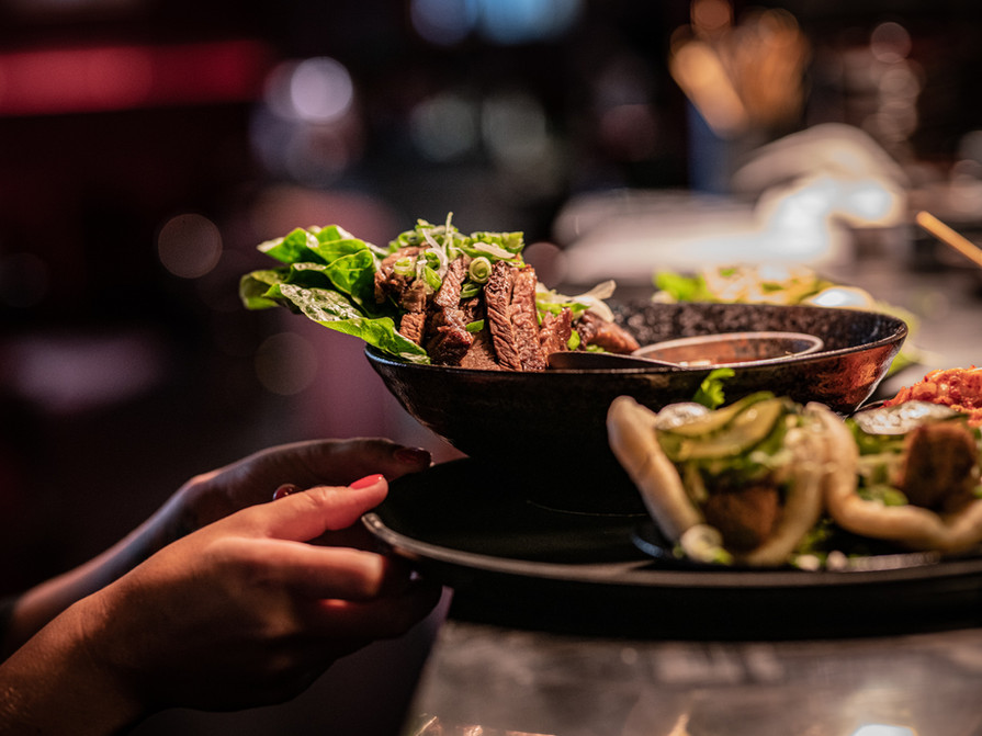 Soho Restaurant Launch