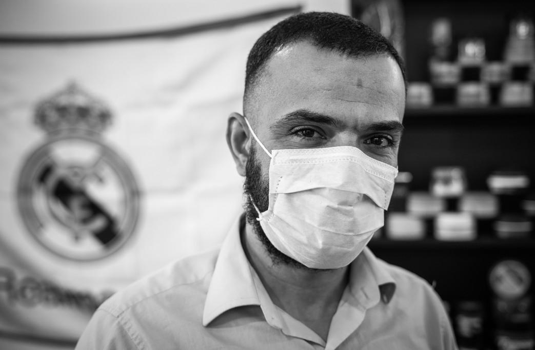 Zidane Frisor