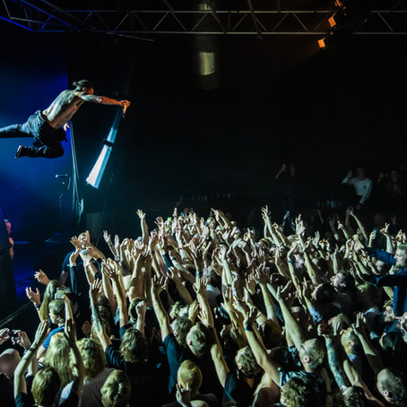 Capturing 'that shot' - concert photography
